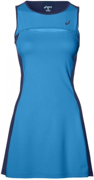 7e2f85ad28d932 Sukienka Tenisowa Asics Club Dress - diva blue | Sklep Tenisowy ...