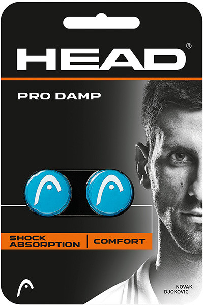 Wibrastopy Head Pro Damp - blue
