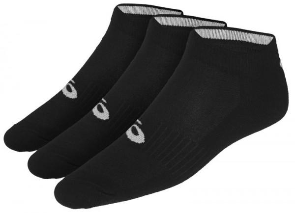 Teniso kojinės Asics 3PPK Ped Socks - 3 pary/black