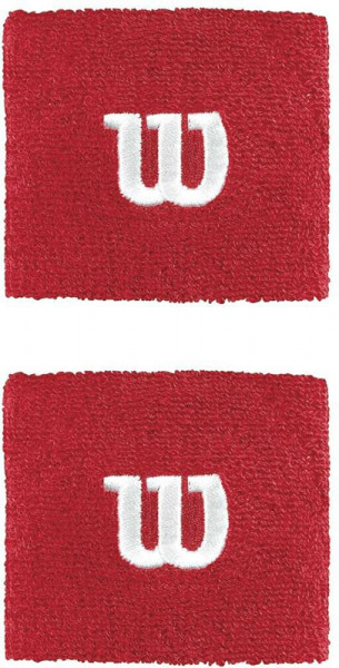 Aproces Wilson Wristbands Poignets - red