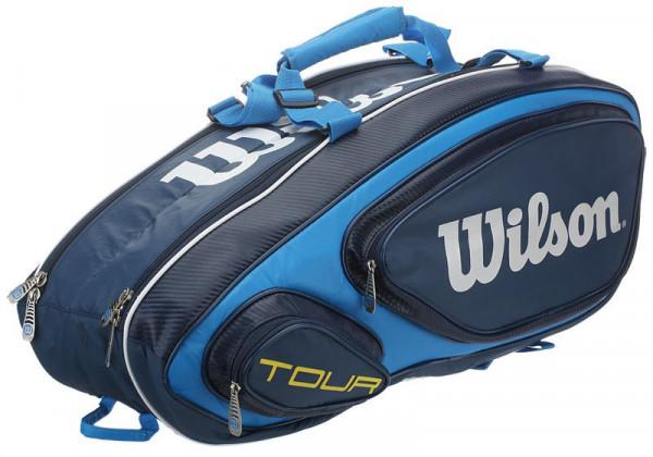Wilson Tour V 9 Pk - blue
