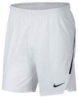 Męskie spodenki tenisowe Nike Flex Ace 9IN Short - white