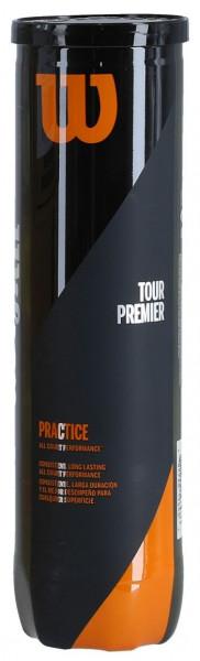 Piłki tenisowe Wilson Tour Premier Practice 4B
