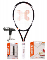 Rakieta tenisowa Pacific BXT Raptor + naciąg + usługa serwisowa