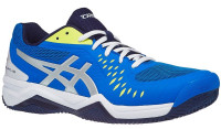 Teniso batai vyrams Asics Gel-Challenger 12 Clay - electric blue/silver