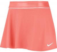 Nike Court Dry Flounce Skirt - sunblush/white/white