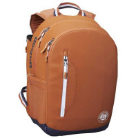 Tennis Backpack Wilson Roland Garros Tour Backpack - clay/navy