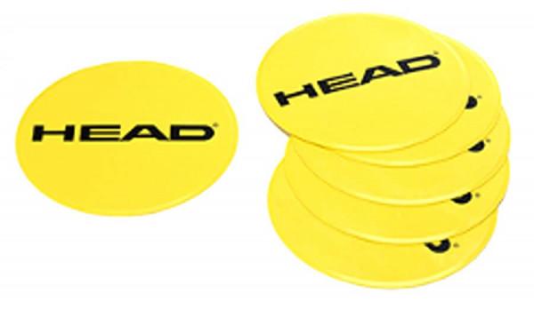 Treniruočių žymekliai Head Targets - 6 szt.