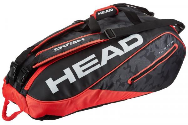 Head Tour Team 9R Supercombi - black/red
