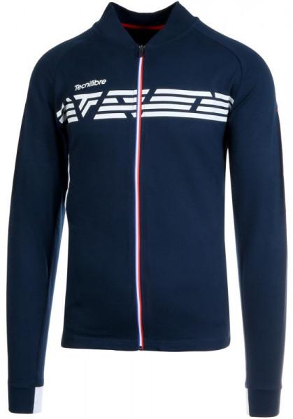 Męska bluza tenisowa Tecnifibre Tech Jacket - marine