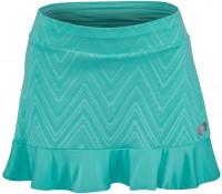 Damska spódniczka tenisowa Lotto Nixia IV Skirt - green thai