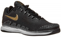 Męskie buty tenisowe Nike Air Zoom Vapor X Knit - black/metallic gold/white