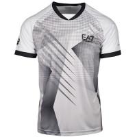 EA7 Man Jersey T-Shirt - white