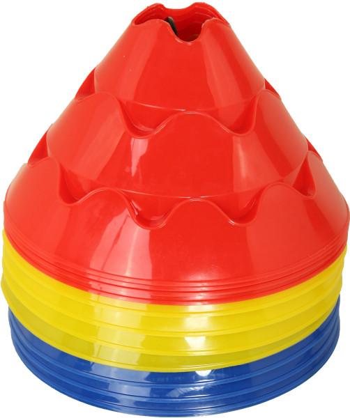 Pachołki Pro's Pro Marking Pyramid Set - 12P