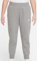 Kelnės mergaitėms Nike Sportswear Fleece Pant LBR G - carbon heather/white