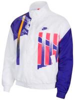Męska bluza tenisowa Nike Court Jacket NY NT M - white/ultramarine/solar red/ultramarine