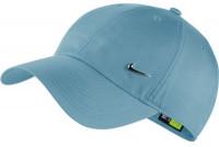 Nike H86 Metal Swoosh Cap - cerulean