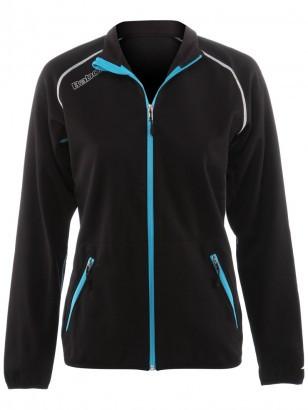 Teniso bluzonas moterims Babolat Softshell Training Essential Women - black