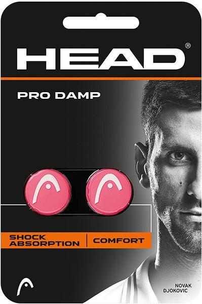 Vibracijų slopintuvai Head Pro Damp - pink