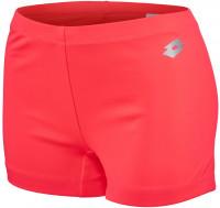 Damskie spodenki tenisowe Lotto Ace Short Und - pink fluo
