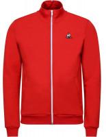 Męska bluza tenisowa Le Coq Sportif ESS FZ Sweat No.2 M - pur rouge