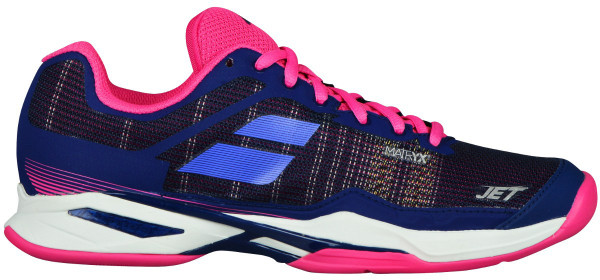 Women's shoes Babolat Jet Mach I Clay Women - estate blue/fandango pink