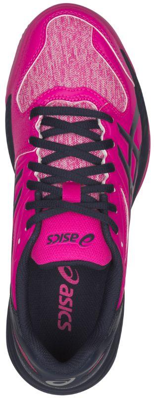 Enredo Por adelantado esquema  Asics Gel-Padel Exclusive 5 SG - pink glo/peacoat | Tennis Shop Strefa  Tenisa | Tennis Zone