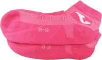 Skarpety tenisowe Joma Invisible Sock - 1 para/pink