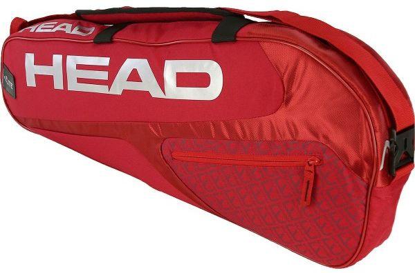 Head Elite 3R Pro - red/red