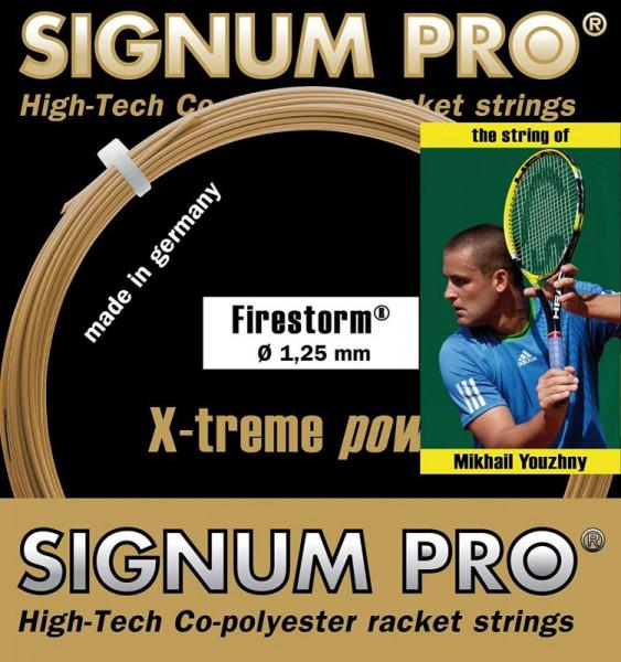 Naciąg tenisowy Signum Pro Firestorm (12 m)