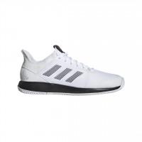 Teniso batai vyrams Adidas Defiant Bounce 2 M - white/core black/white