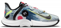 Damskie buty tenisowe Nike Air Zoom GP Turbo Osaka W - white/black/bright crimson