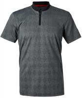 Męskie polo tenisowe Adidas Barricade Polo - black