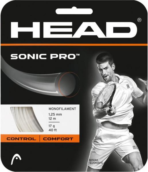 Tennisekeeled Head Sonic Pro (12 m) - white
