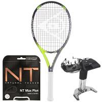 Rakieta tenisowa Dunlop Force 500 + naciąg + usługa serwisowa