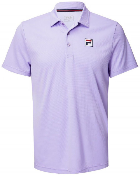 Meeste tennisepolo Fila Polo Maurice M - lavender