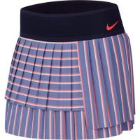 Damska spódniczka tenisowa Nike Court Slam Skirt PS NT W - deep night/black/white/laser crimson