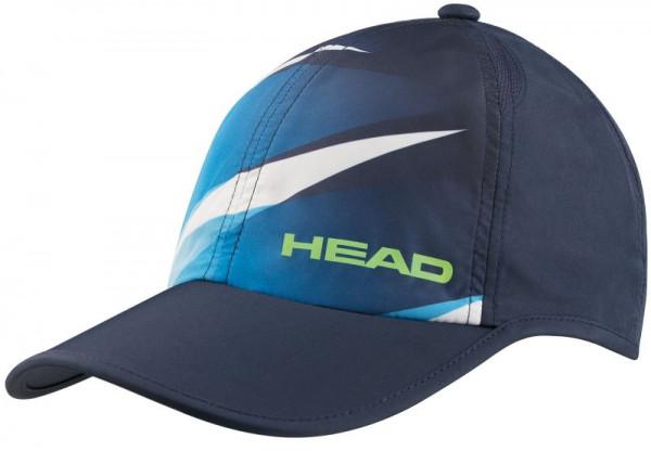 Cap Head Light Function Cap - navy