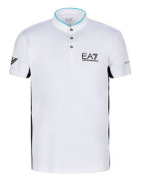 EA7 Man Jersey Jumper - white