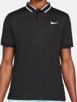 Nike Court Dri-Fit Victory Polo PQ M - obsidian/white