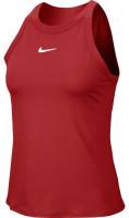 Damski top tenisowy Nike Court Dry Tank W - gym red/white