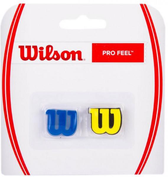 Wibrastopy Wilson Pro Feel - blue/yellow