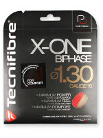Tecnifibre X One Biphase (12 m) - red
