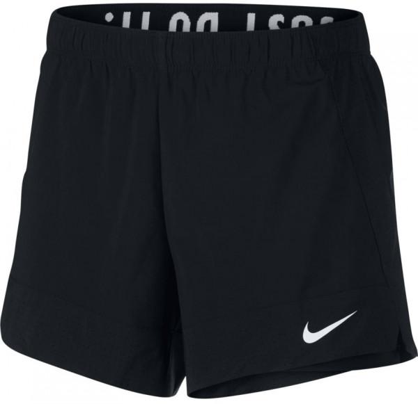 Nike Womens Flex Short 2in1 - black/white