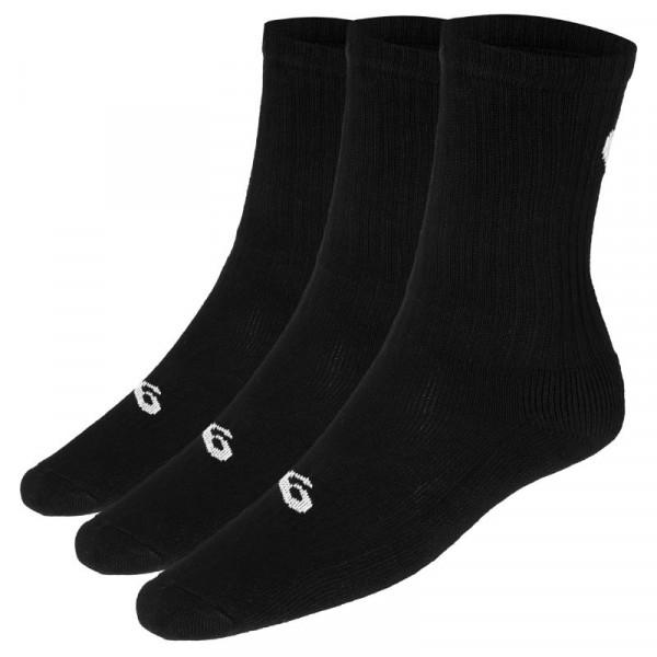 Čarape za tenis Asics 3PPK Crew Socks - 3 pary/black