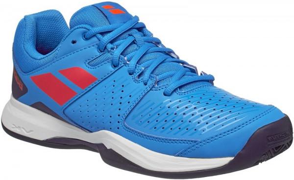 Męskie buty tenisowe Babolat Pulsion Clay - dark blue