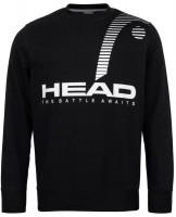 Męska bluza tenisowa Head Rally Sweatshirt M - black