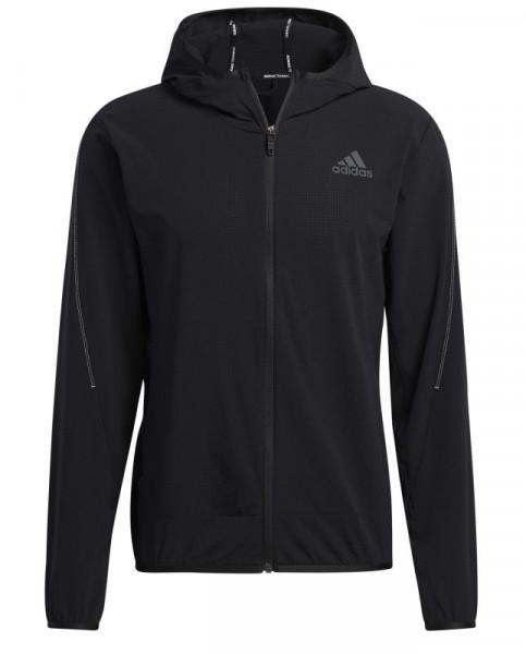 Bluzonas vyrams Adidas Heat Rdy Warrior Light Woven Jacket M - black