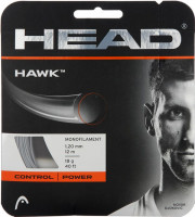 Teniska žica Head HAWK (12 m) - grey