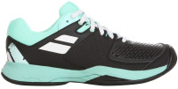 Teniso batai moterims Babolat Pulsion All Court Women - black/lucite green